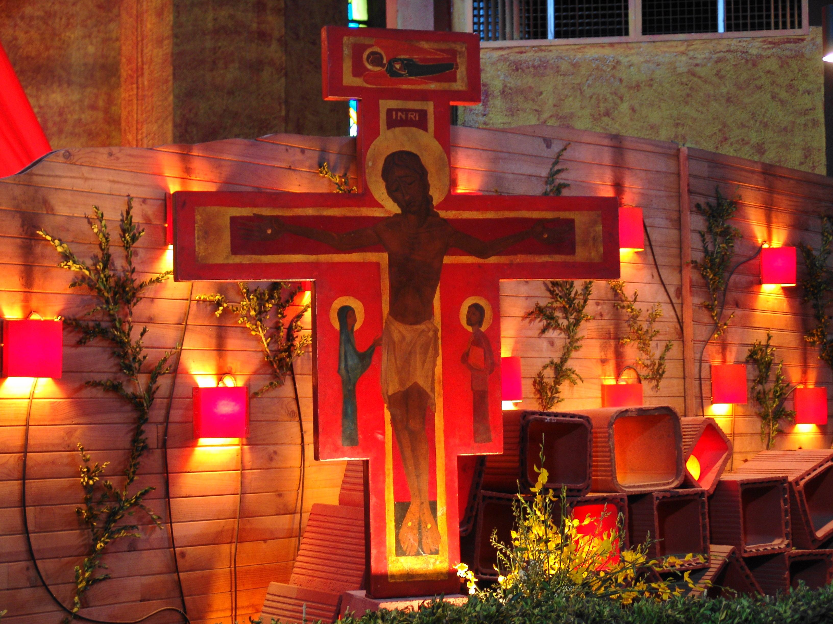Kreuz von Taizé